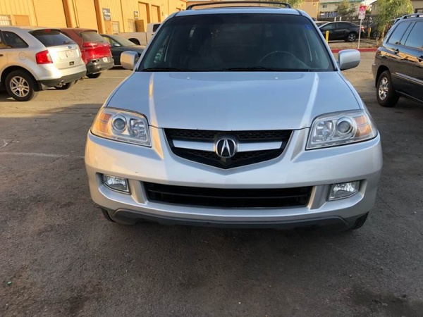 2005 Acura MDX with Navigation/Rear Entertainment System/Touring