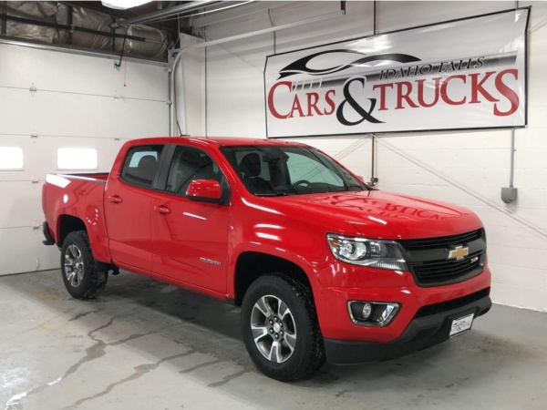 2017 Chevrolet Colorado in Idaho Falls, ID