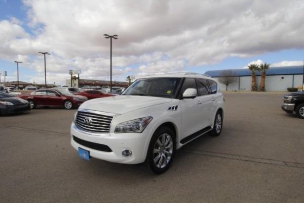 2013 INFINITI QX56 in Alamogordo, NM