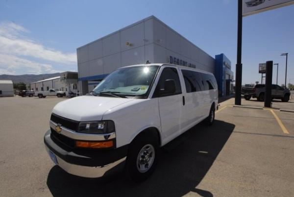 2019 Chevrolet Express Passenger in Alamogordo, NM