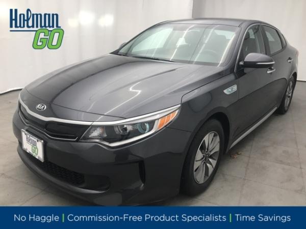2017 Kia Optima Hybrid Premium