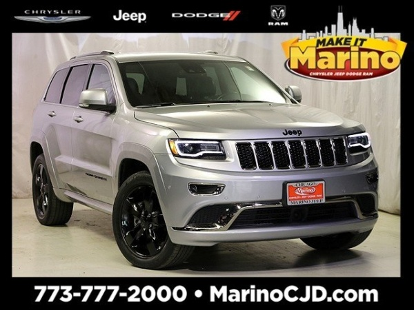 2016 Jeep Grand Cherokee in Chicago, IL