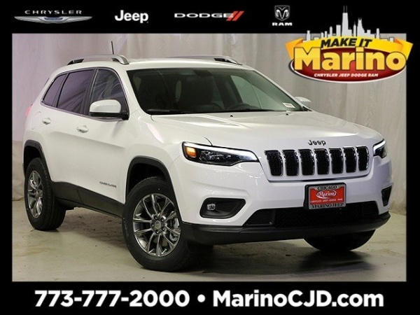 2020 Jeep Cherokee in Chicago, IL
