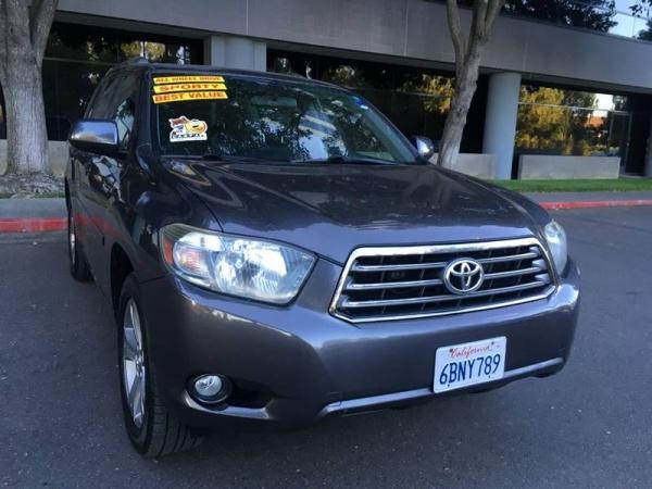 2008 Toyota Highlander in Sacramento, CA