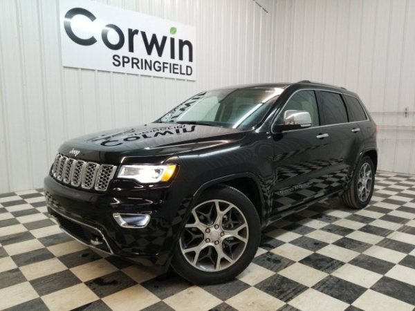 2020 Jeep Grand Cherokee in Springfield, MO