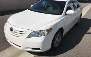 2008 Toyota Camry Le I4 Manual For In Escondido Ca