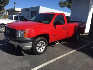 2009 Gmc Sierra 1500 Work Truck Reg Cab Lb 2wd For In Escondido Ca