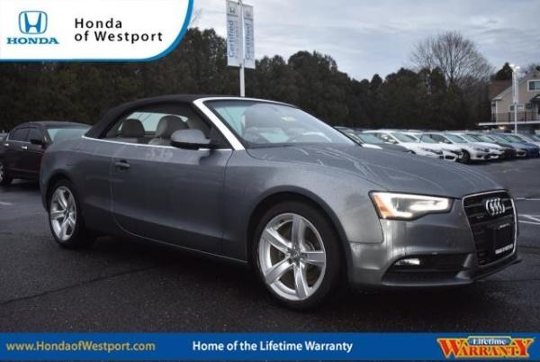 2014 Audi A5 in Westport, CT
