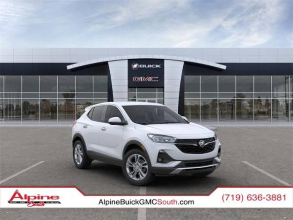 2020 Buick Encore GX in Colorado Springs, CO