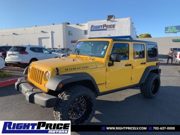 2015 Jeep Wrangler in Las Vegas, NV