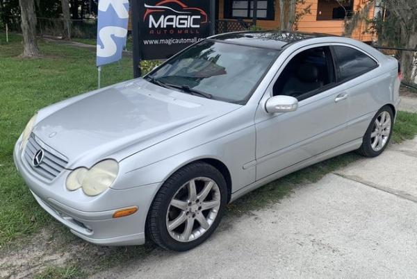 2003 Mercedes-Benz C-Class in Ocoee, FL
