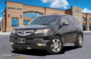 2008 Acura Mdx With Technology Package For In Sugar Land Tx