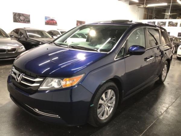 2016 Honda Odyssey in Dallas, TX