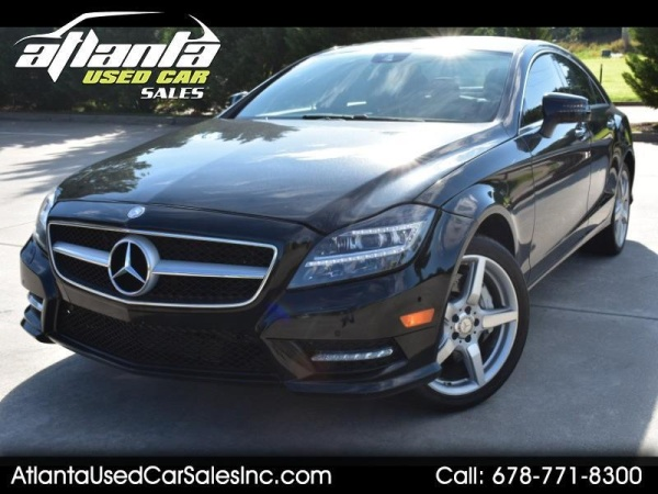 2014 Mercedes-Benz CLS in Alpharetta, GA