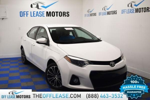 2016 Toyota Corolla in Stafford, VA