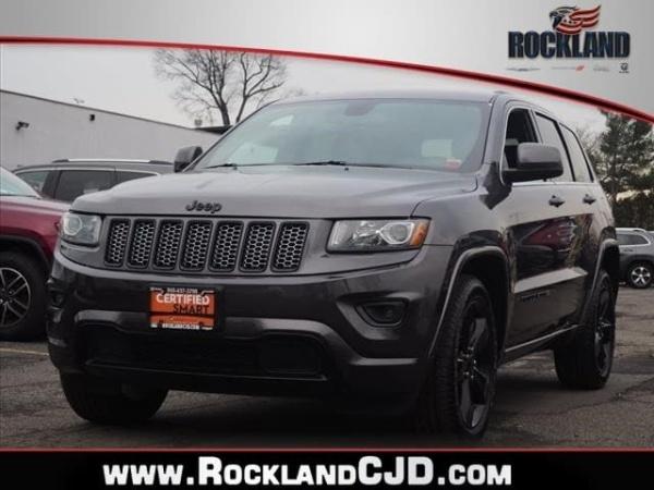 2014 Jeep Grand Cherokee Altitude 4wd For Sale In Nanuet Ny Truecar