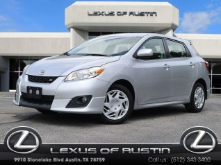 2010 Toyota Matrix S Fwd Manual For In Austin Tx
