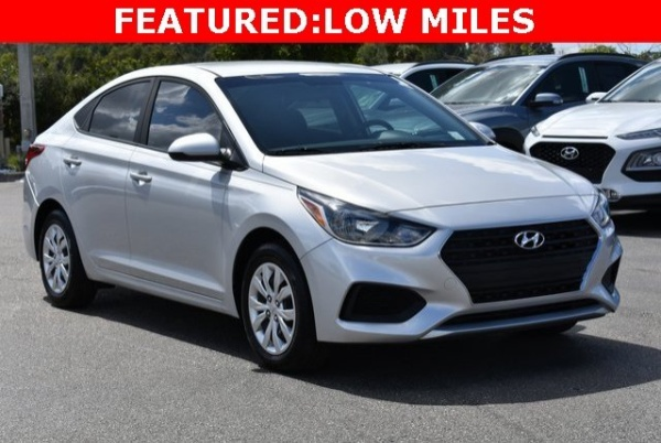2018 Hyundai Accent in Ft. Myers, FL