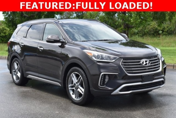 2018 Hyundai Santa Fe Limited Ultimate Fwd For Sale In Ft