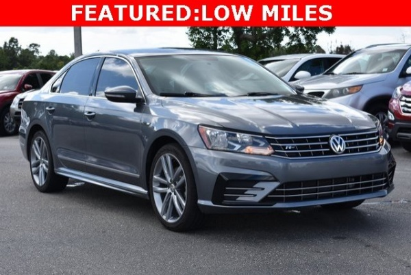 2017 Volkswagen Passat in Ft. Myers, FL