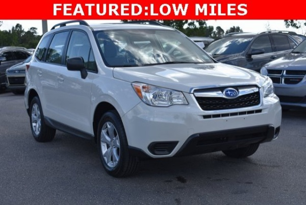 2016 Subaru Forester in Ft. Myers, FL