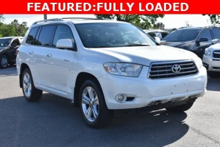 2008 Toyota Highlander For Sale >> Used 2008 Toyota Highlanders For Sale Truecar