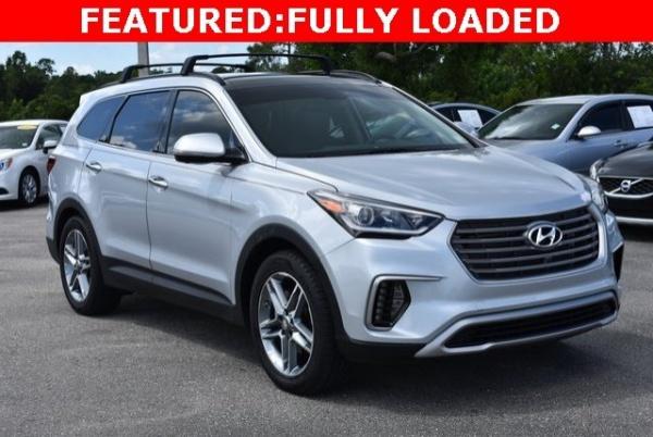2017 Hyundai Santa Fe Se Ultimate 3 3l Fwd For Sale In Ft