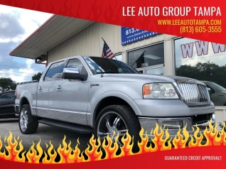2006 Lincoln Mark Lt 4wd Supercrew 139 For In Tampa