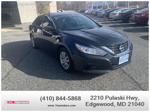 2017 Nissan Altima in Edgewood, MD