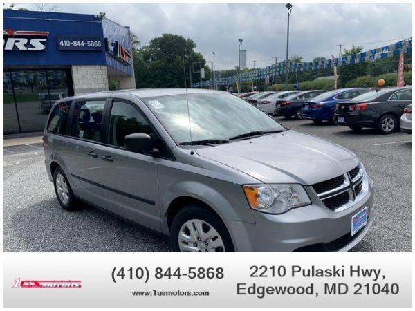 2016 Dodge Grand Caravan in Edgewood, MD