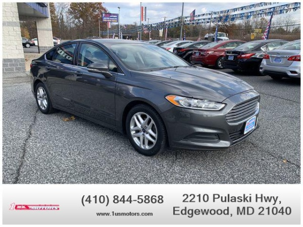 2016 Ford Fusion in Edgewood, MD