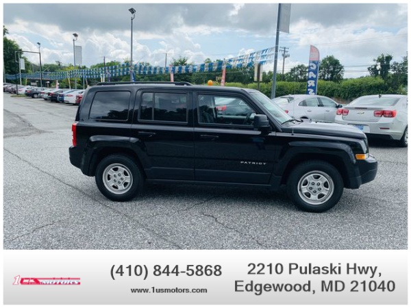 2017 Jeep Patriot in Edgewood, MD