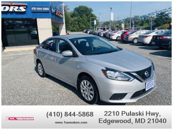 2016 Nissan Sentra in Edgewood, MD