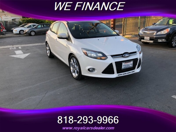 2014 Ford Focus in Los Angeles, CA