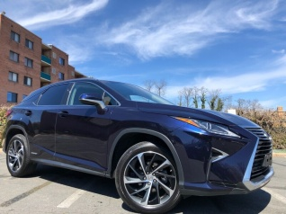 2016 Lexus Rx 450h F Sport Awd For In Arlington Va