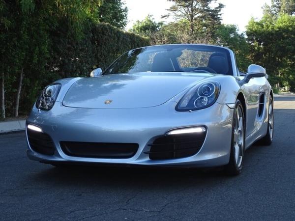 2014 Porsche Boxster in Pasadena, CA
