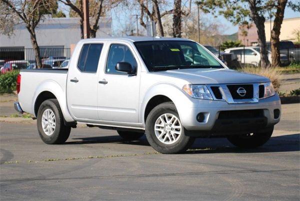 2018 Nissan Frontier in Vacaville, CA