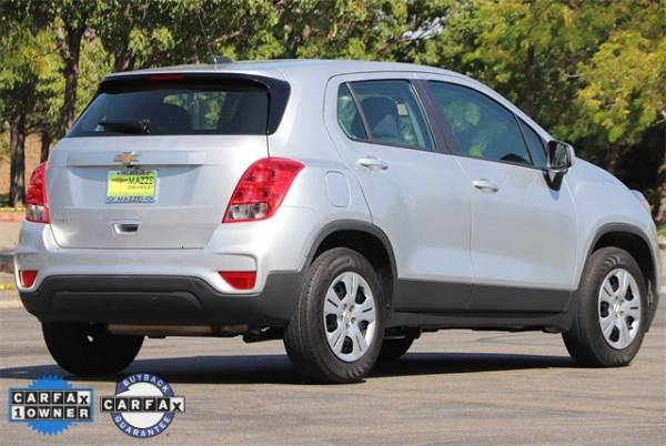 2017 Chevrolet Trax in Vacaville, CA