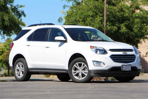 2016 Chevrolet Equinox in Vacaville, CA