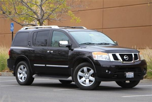 2011 Nissan Armada in Vacaville, CA