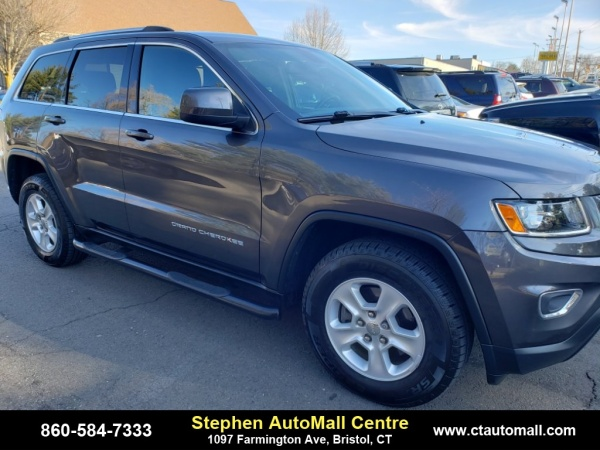 2015 Jeep Grand Cherokee in Bristol, CT