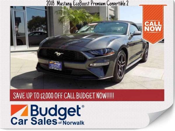 2018 Ford Mustang in Norwalk, CA