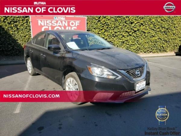 2016 Nissan Sentra in Clovis, CA