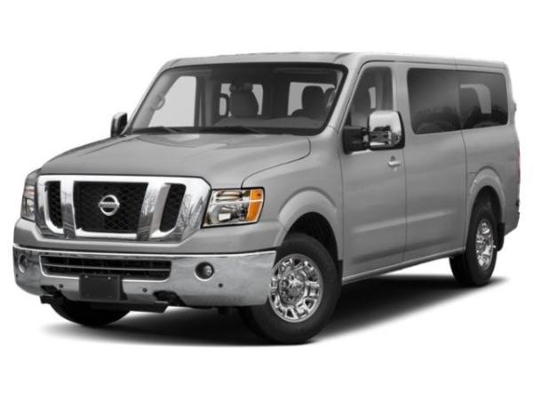 2019 Nissan NV NV3500 HD SV