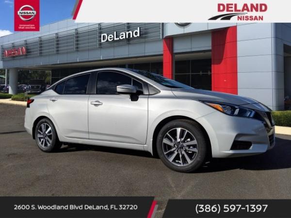 2020 Nissan Versa in Deland, FL