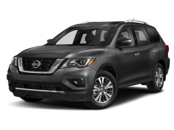 2020 Nissan Pathfinder