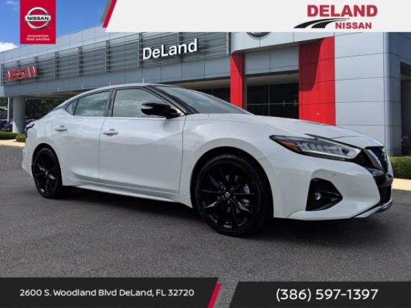2020 Nissan Maxima in Deland, FL