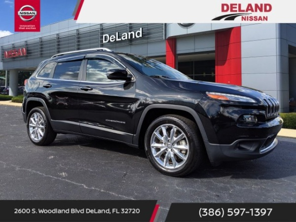 2015 Jeep Cherokee in Deland, FL