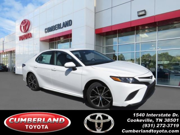 2019 Toyota Camry in Cookeville, TN
