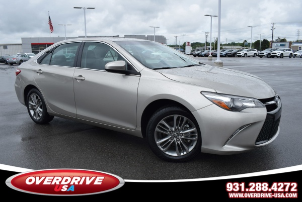 2017 Toyota Camry in Cookeville, TN